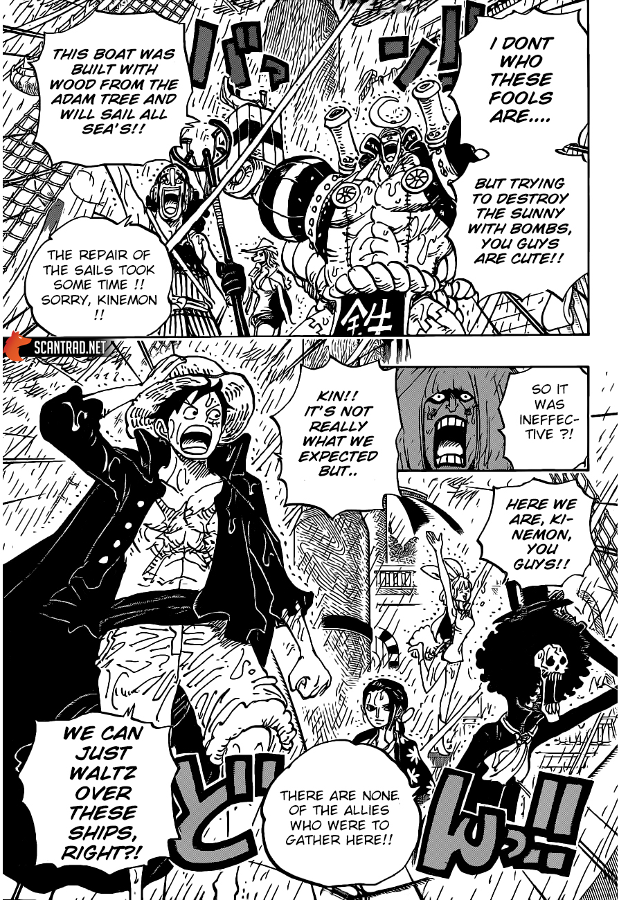 One Piece Manga 975 [Inglés] 03