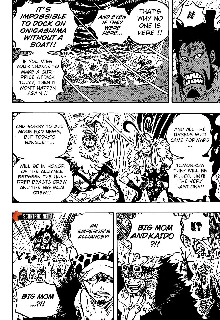 One Piece Manga 975 [Inglés] 06