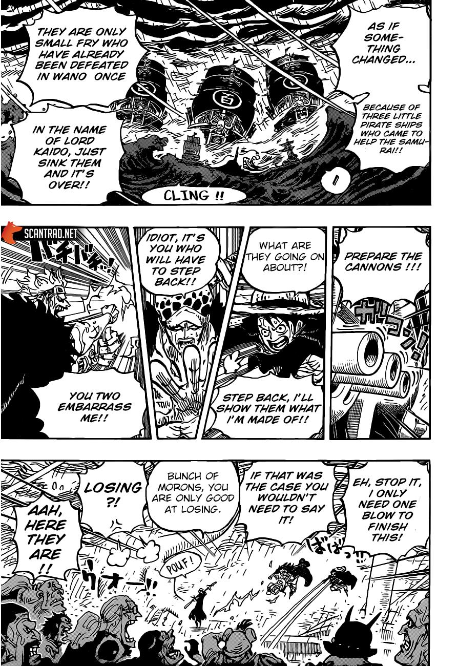 One Piece Manga 975 [Inglés] 07