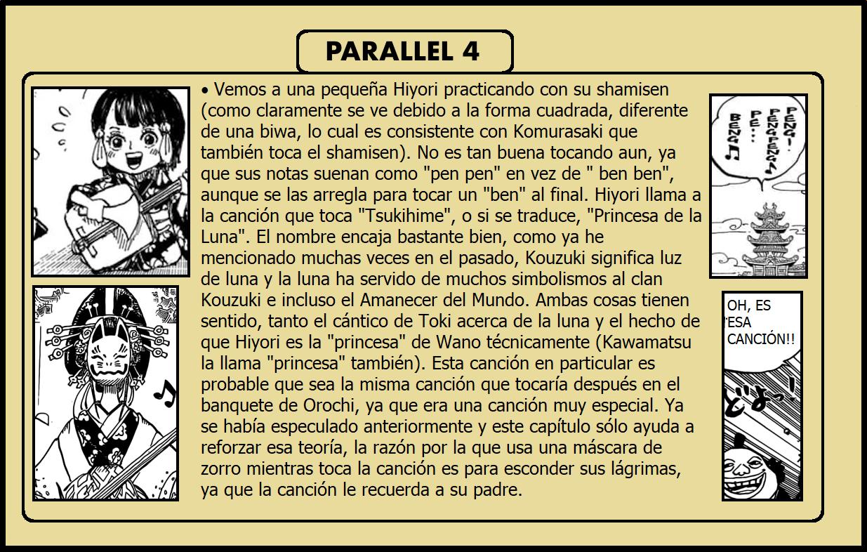 Secretos & Curiosidades - One Piece Manga 973 03