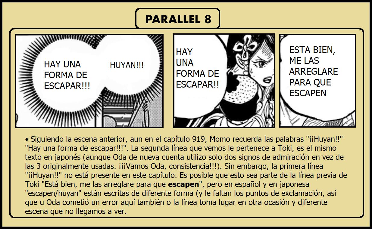 Secretos & Curiosidades - One Piece Manga 973 07