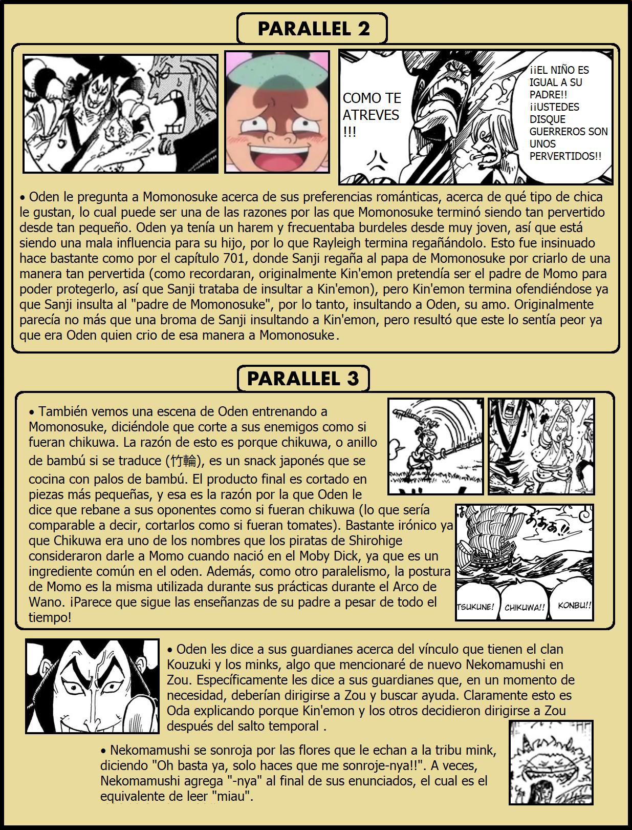 Secretos & Curiosidades - One Piece Manga 973 02