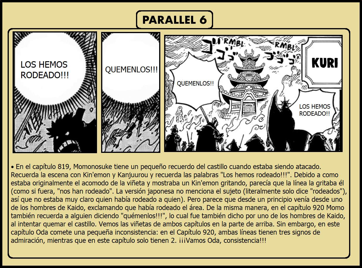 Secretos & Curiosidades - One Piece Manga 973 05