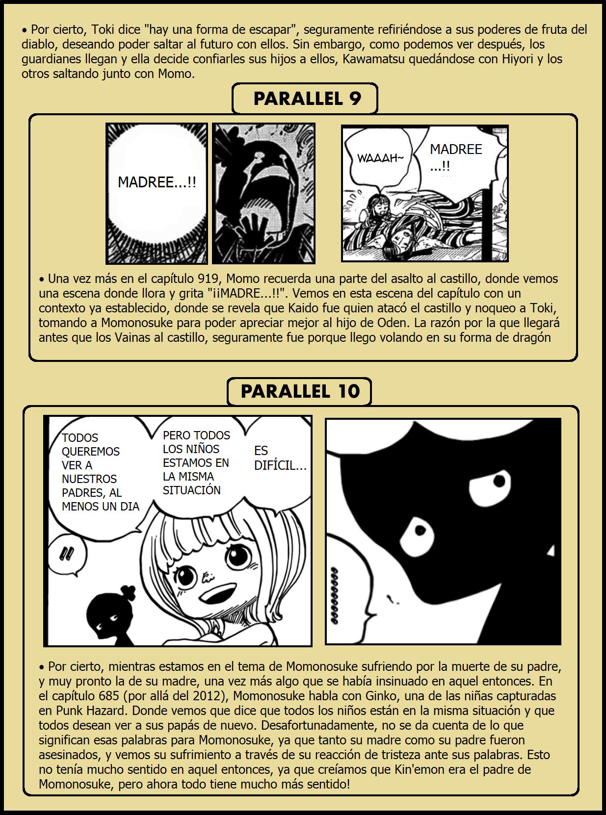 Secretos & Curiosidades - One Piece Manga 973 08