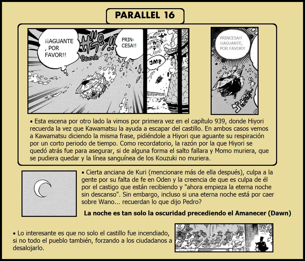 Secretos & Curiosidades - One Piece Manga 973 12