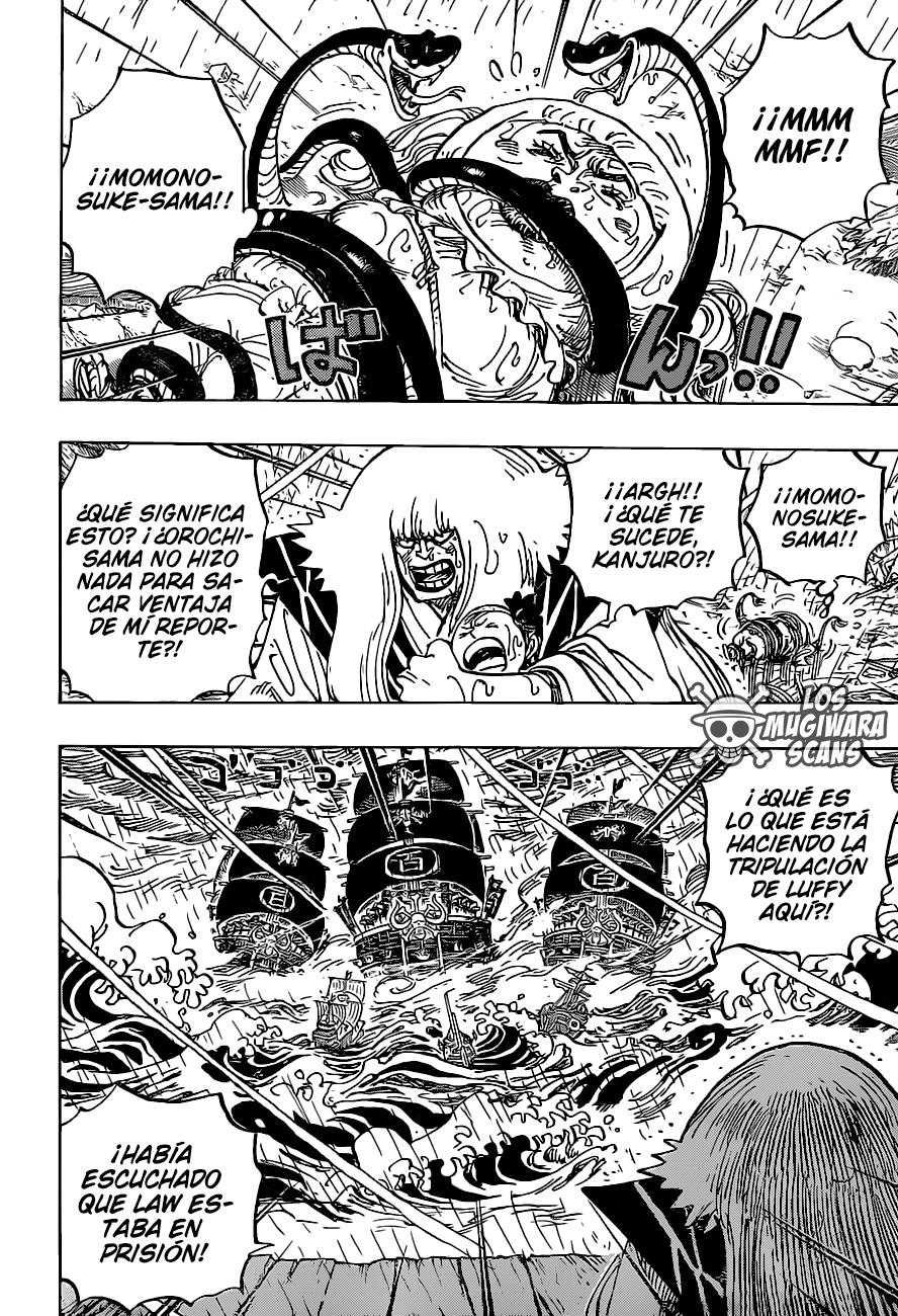 One Piece Manga 975 [Español] [Mugiwara Scans] 02