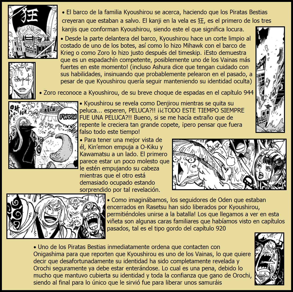 Secretos & Curiosidades - One Piece Manga 975 05
