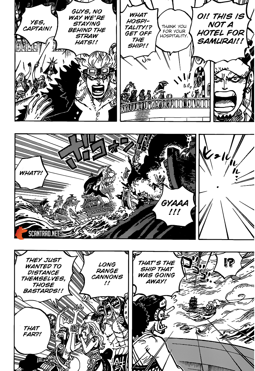One Piece Manga 976 [Inglés] 11