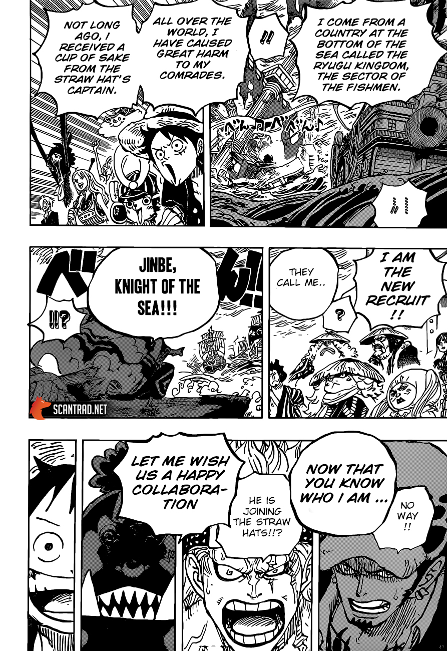 One Piece Manga 976 [Inglés] 15