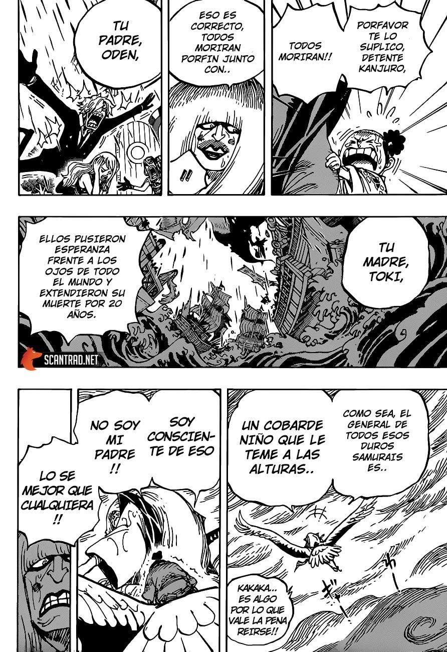 One Piece Manga 976 [Español] [OP Fans] 07