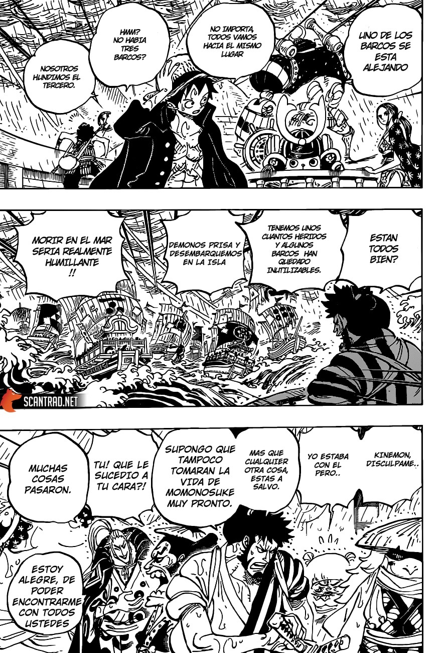 One Piece Manga 976 [Español] [OP Fans] 10