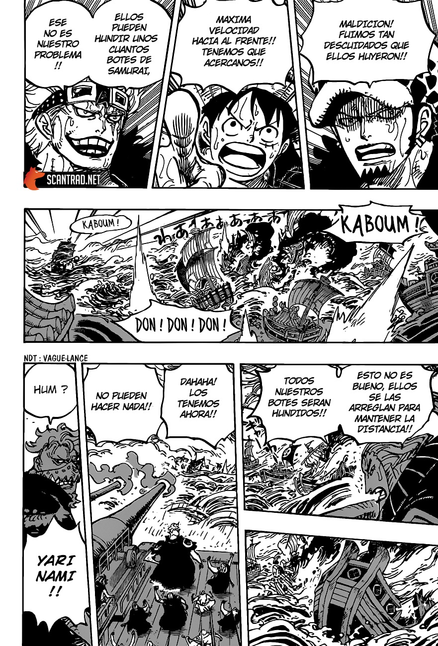 One Piece Manga 976 [Español] [OP Fans] 13