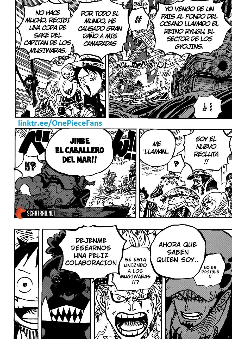 One Piece Manga 976 [Español] [OP Fans] 15