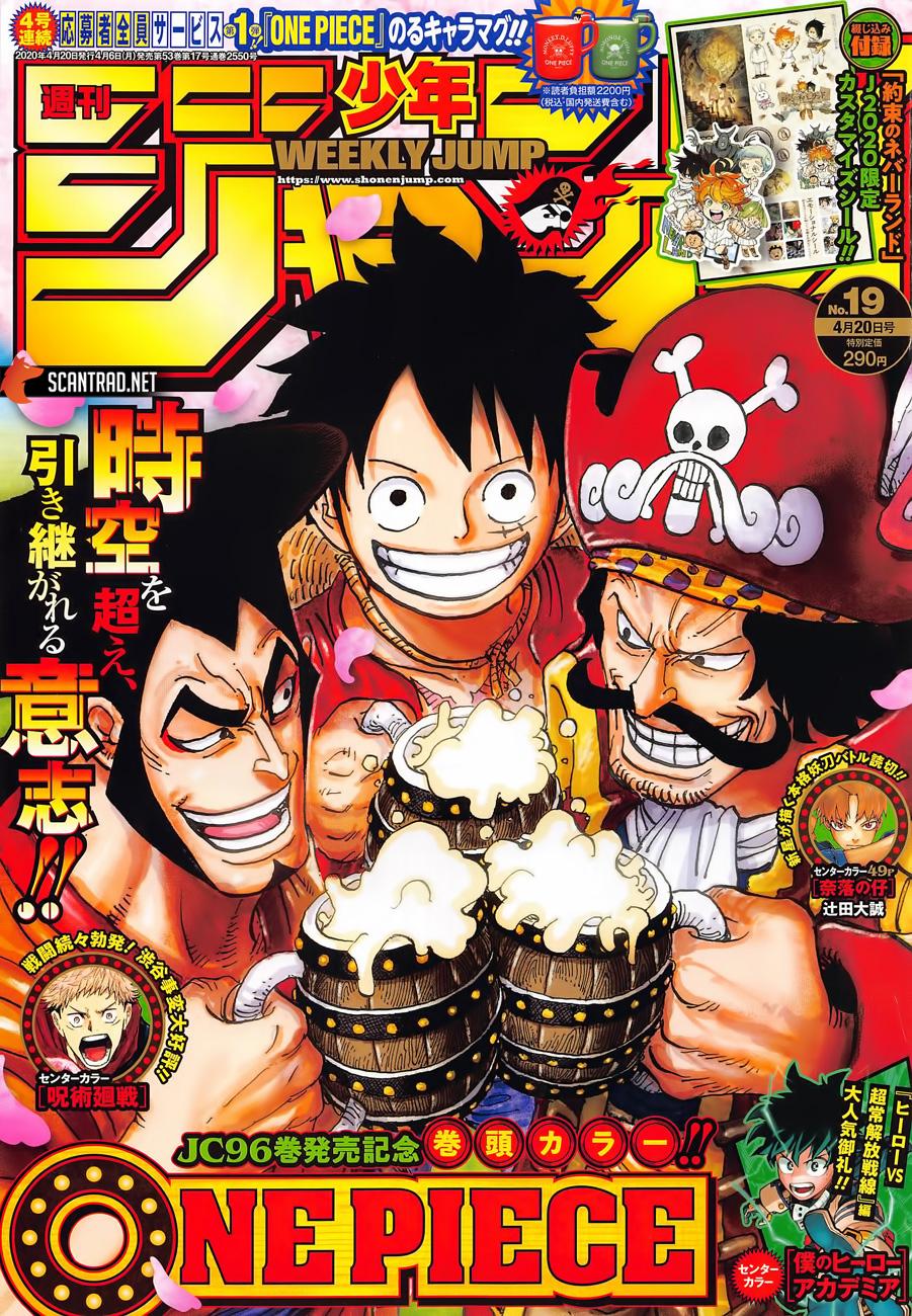 One Piece Manga 976 [Español] [OP Fans] 99