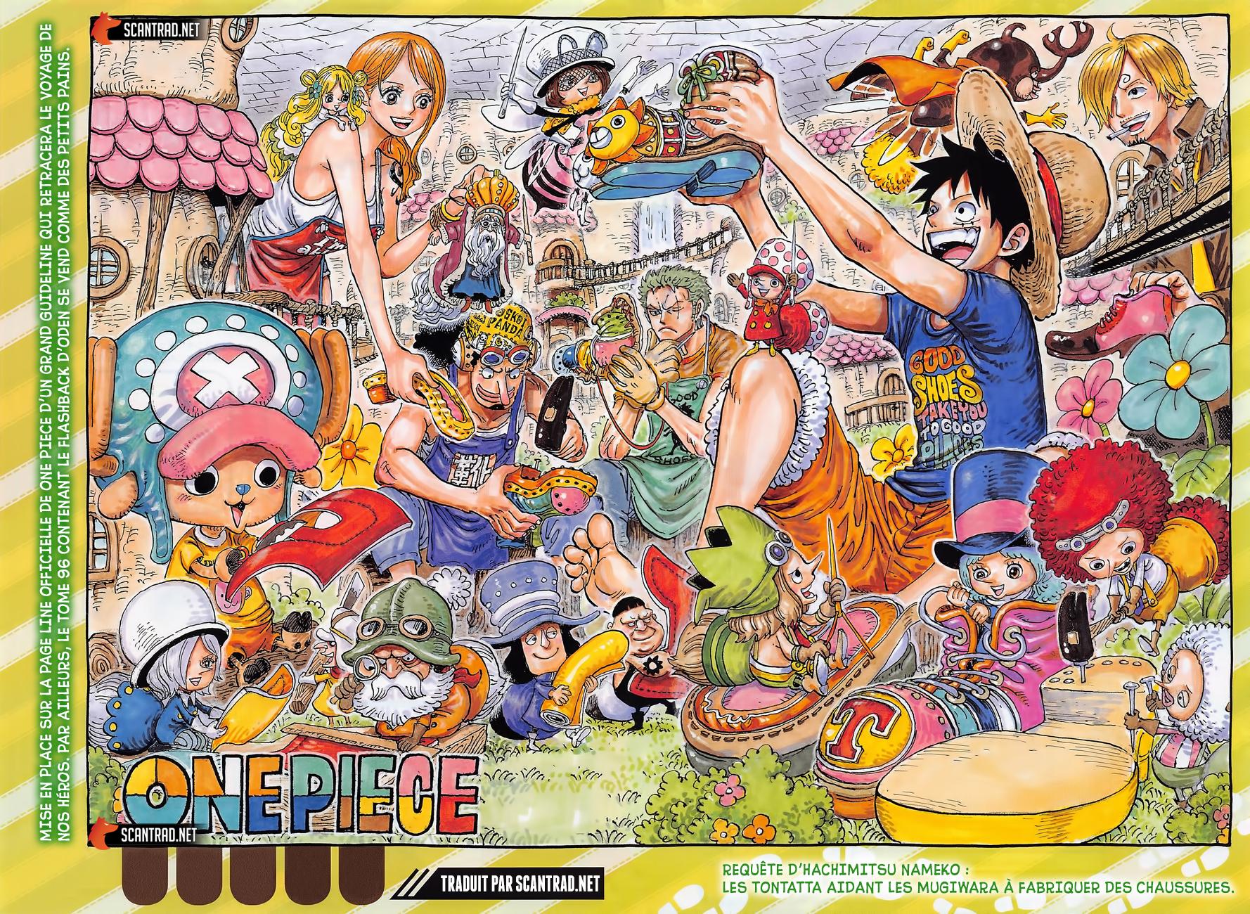 One Piece Manga 976 [Español] [OP Fans] 100