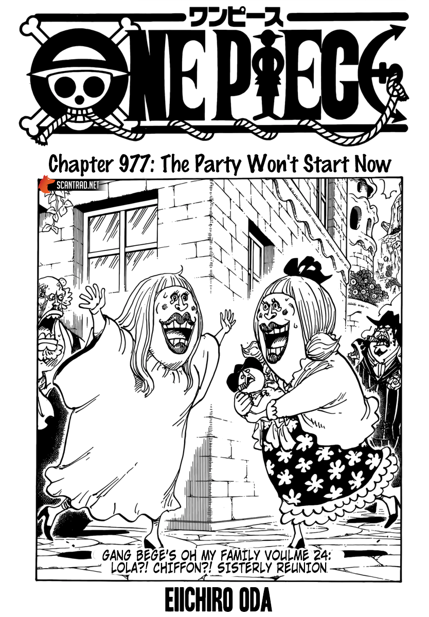 One Piece Manga 977 [Inglés] 01
