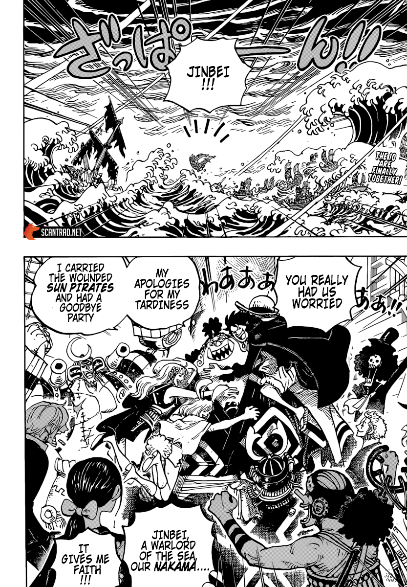 One Piece Manga 977 [Inglés] 02
