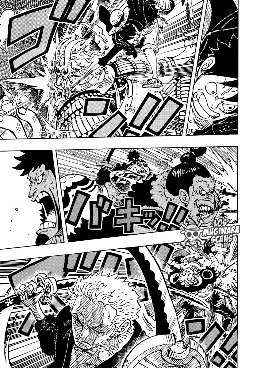 One Piece Manga 977 [Español] [Mugiwara Scans] 09