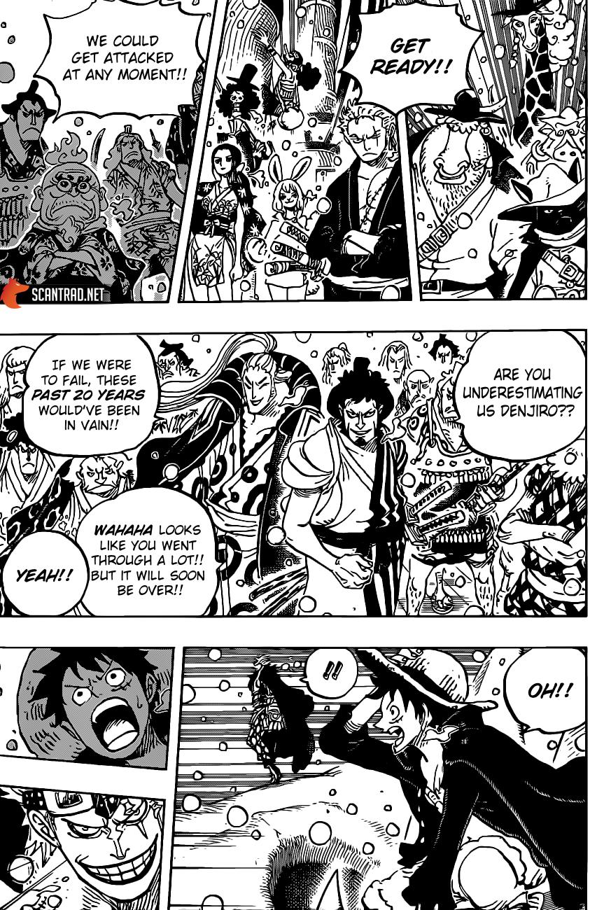 One Piece Manga 978 [Inglés] 02