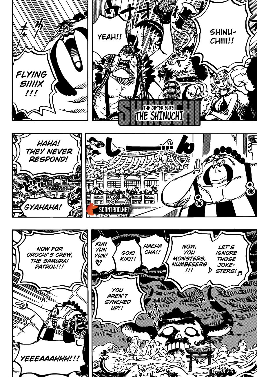 One Piece Manga 978 [Inglés] 11