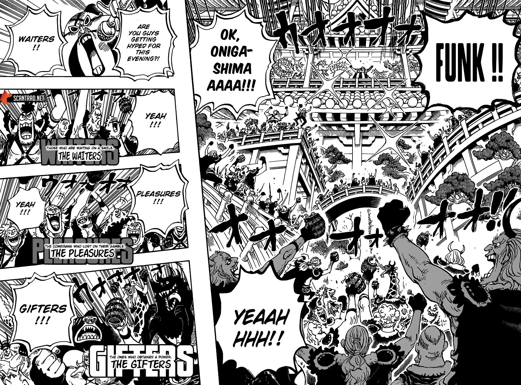 One Piece Manga 978 [Inglés] 10