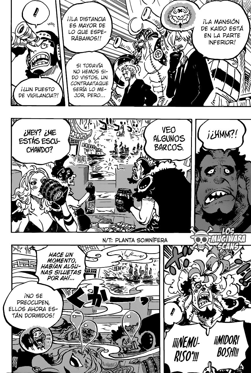 One Piece Manga 978 [Español] [Mugiwara Scans] 05