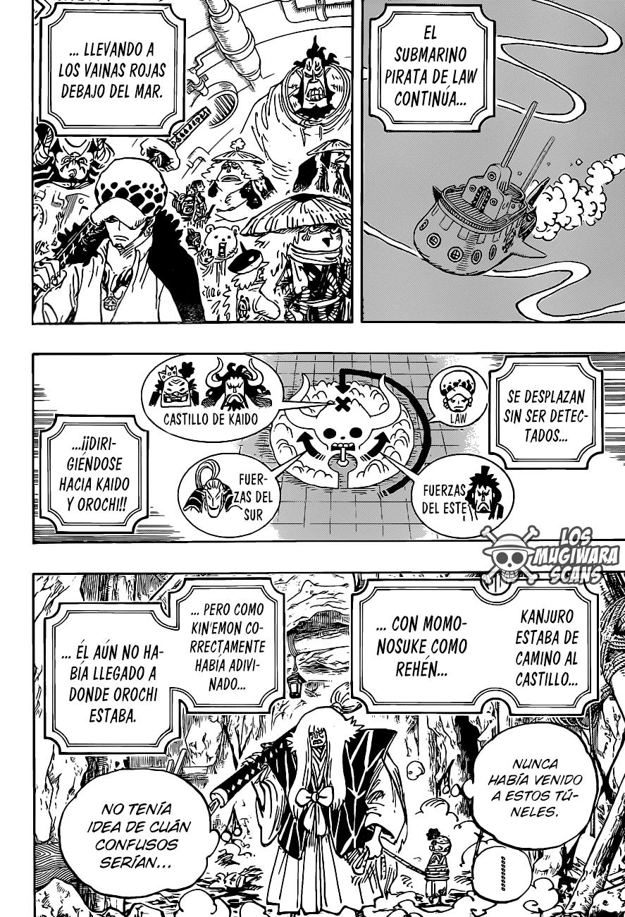 One Piece Manga 980-960 [Español] 04