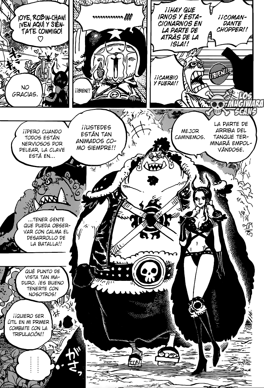 One Piece Manga 980-960 [Español] 09
