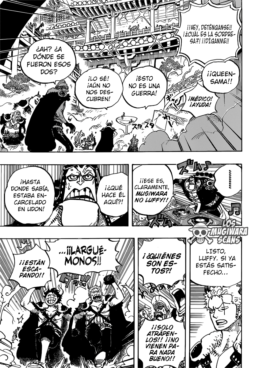 One Piece Manga 980-960 [Español] 07