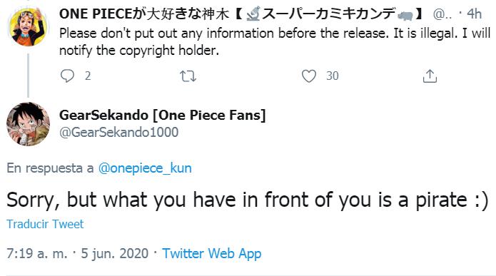 One Piece Manga 981 [Español] [Mugiwara Scans] 99