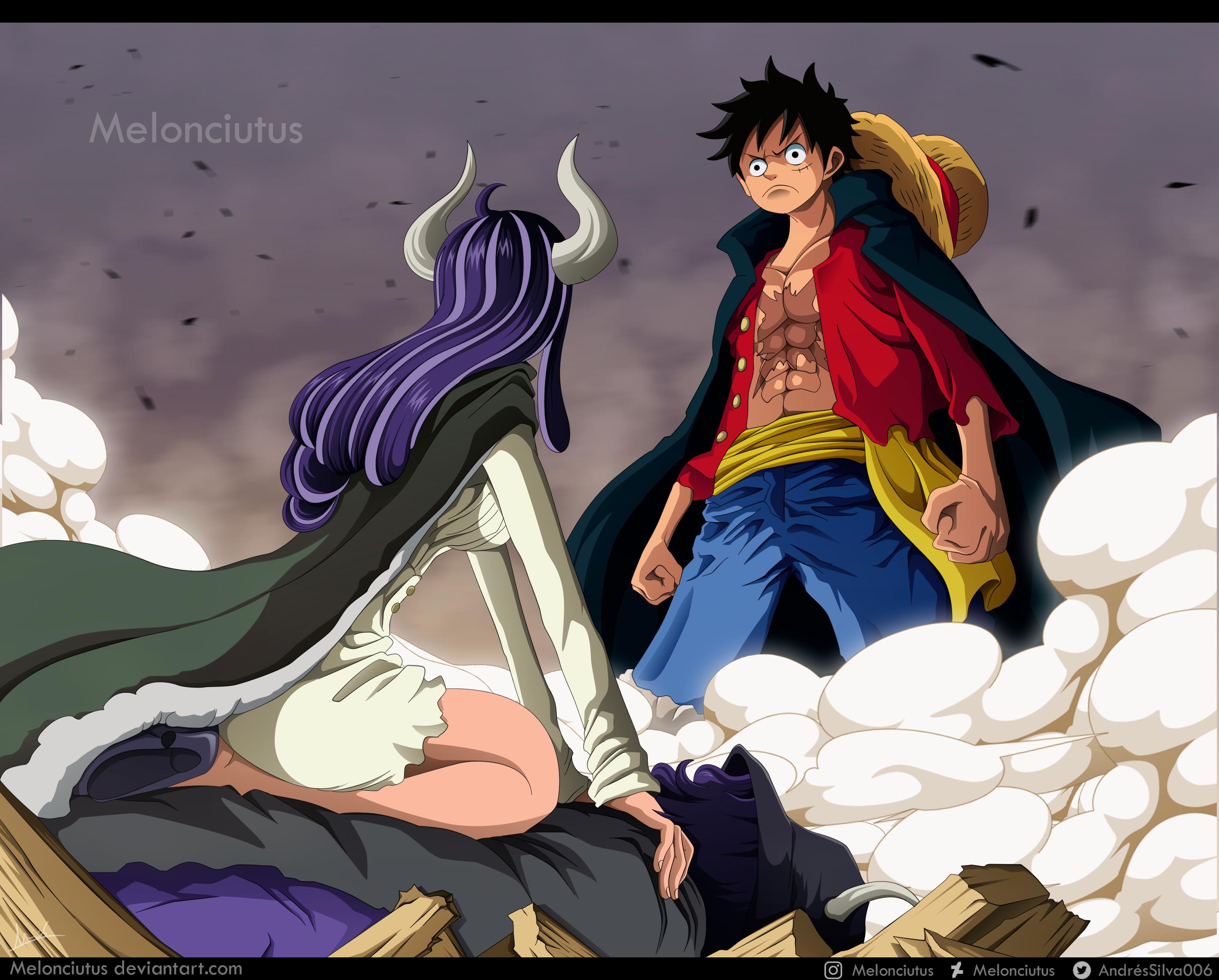 One Piece Manga 983 [Español] [Mugiwara Scans] 18