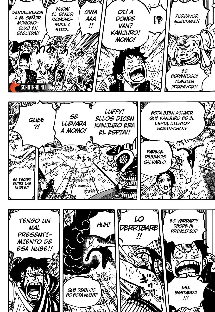 One Piece Manga 976 [Español] [OP Fans] 5