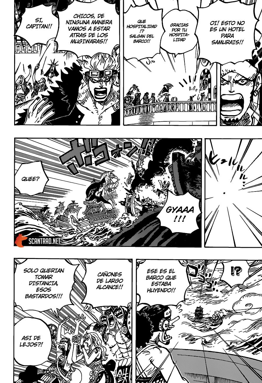 One Piece Manga 976 [Español] [OP Fans] 11