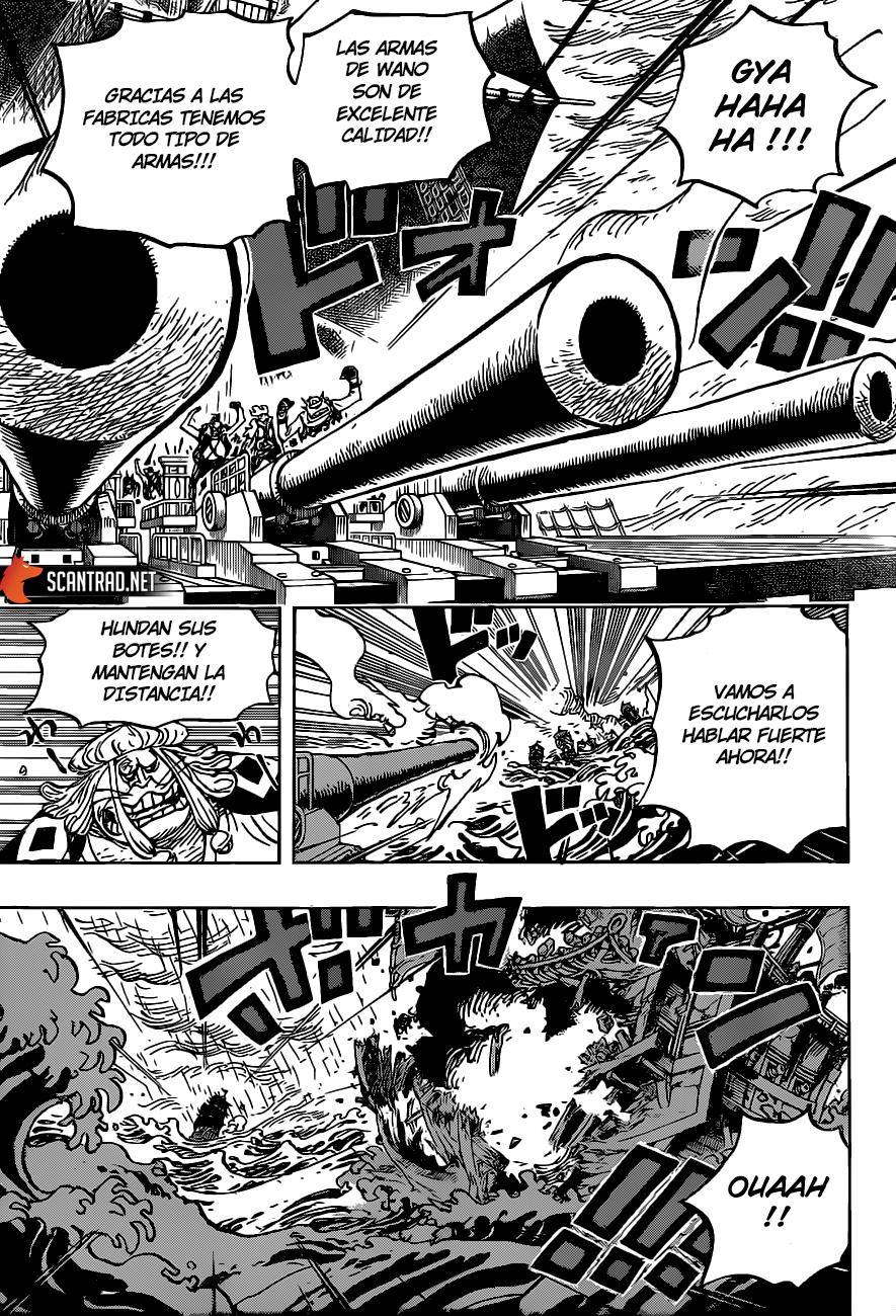 One Piece Manga 976 [Español] [OP Fans] 12