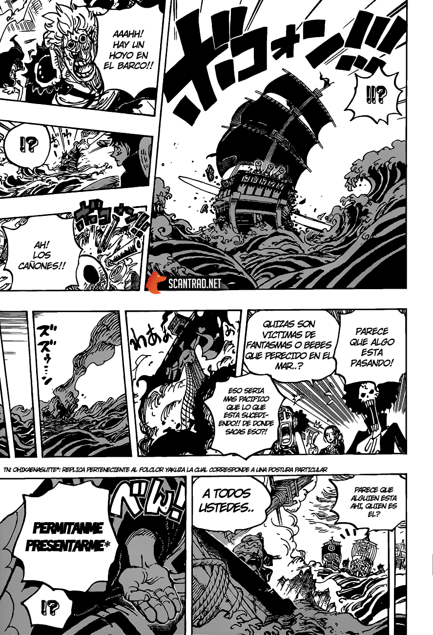 One Piece Manga 976 [Español] [OP Fans] 14