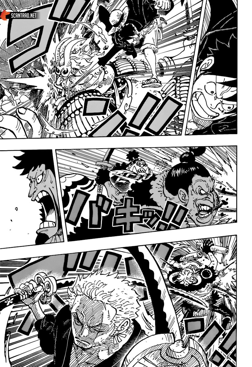 One Piece Manga 977 [Español] [OP Fans] 9