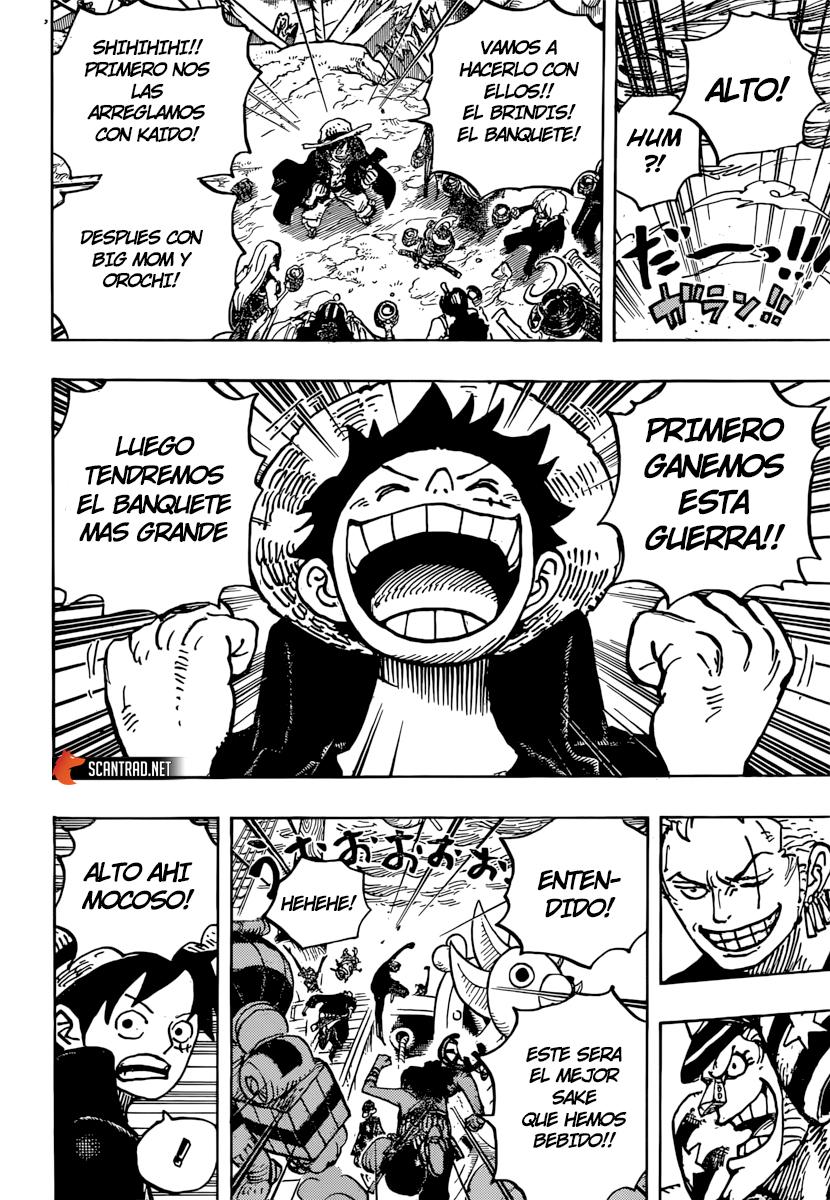 One Piece Manga 977 [Español] [OP Fans] 13