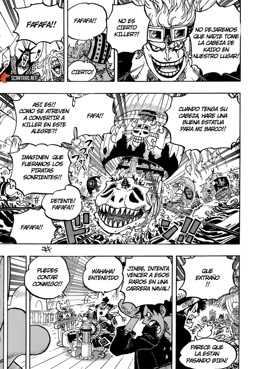 One Piece Manga 977 [Español] [OP Fans] 14