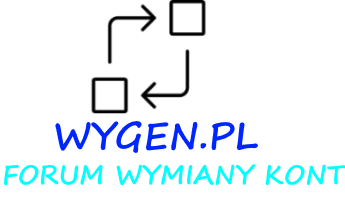 wygen.pl - forum wymiany kont