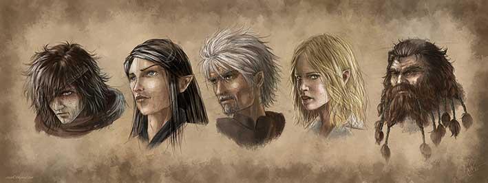 [Image: Portraits---Morgael-forum.jpg]