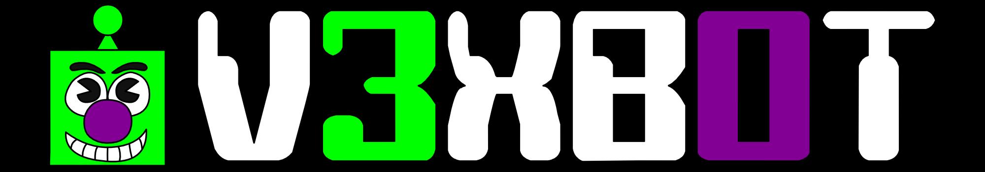 V3XB0T Banner