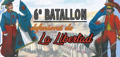 """6ta Brigada """"Defensores de la Libertad"""" 6o_batallon"""
