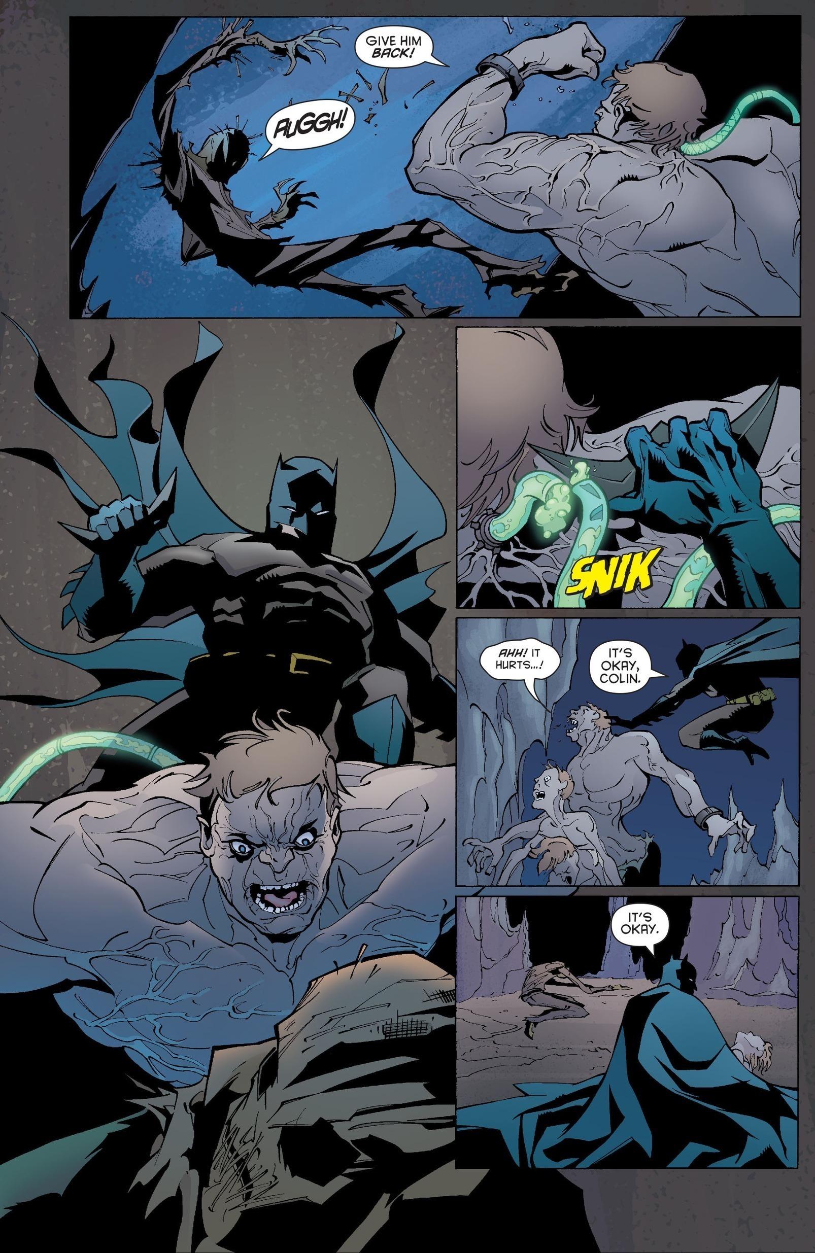Psychology of Bruce Wayne 2222222222222
