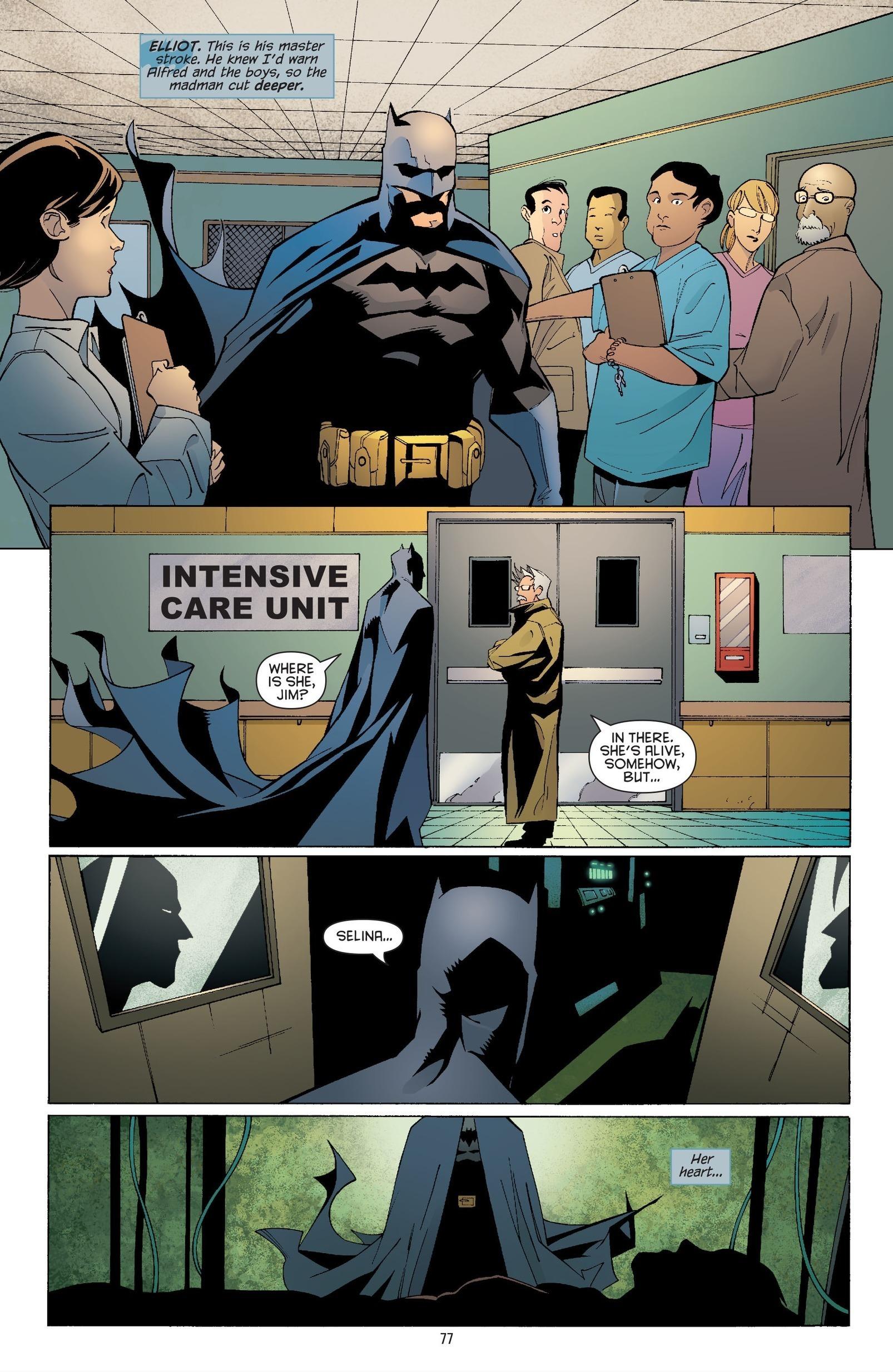 Psychology of Bruce Wayne 1