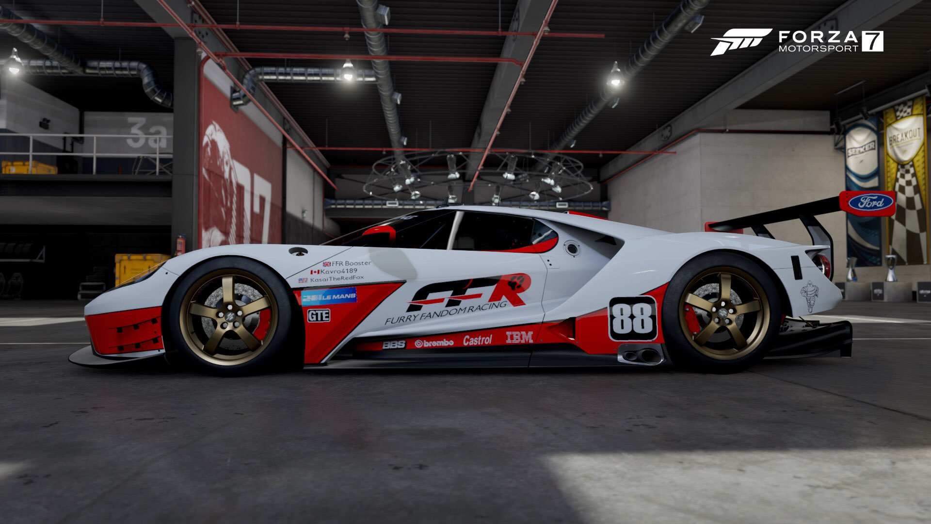 TORA 24 Hours of Le Mans - Livery Inspection Image0