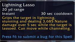 lightning lasso