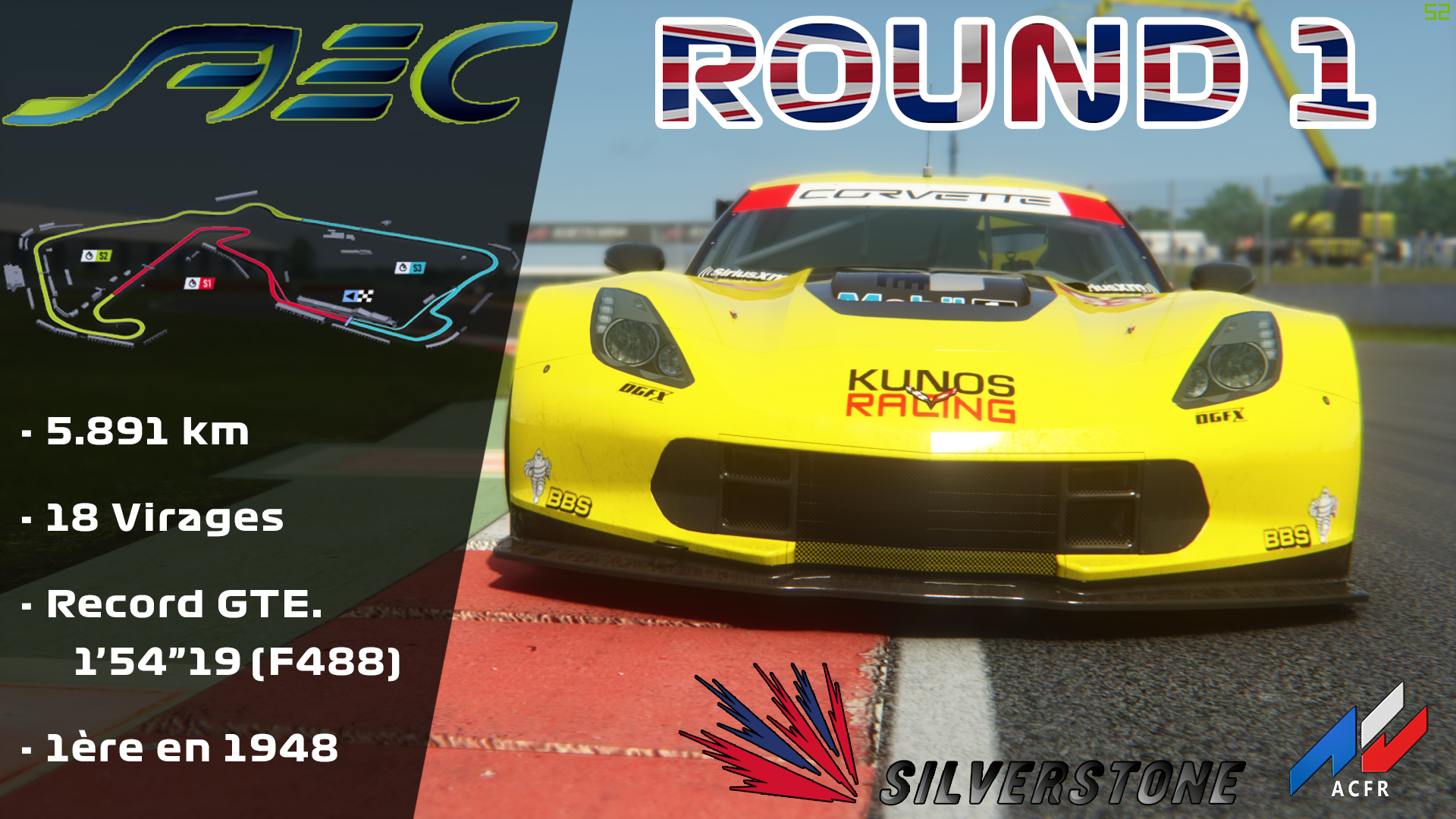 [AEC]Assetto Endurance Championship - Page 2 R1_WEC