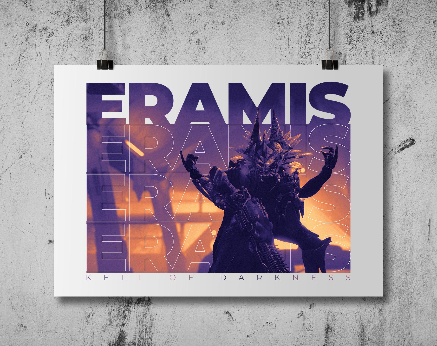 Eramis Poster
