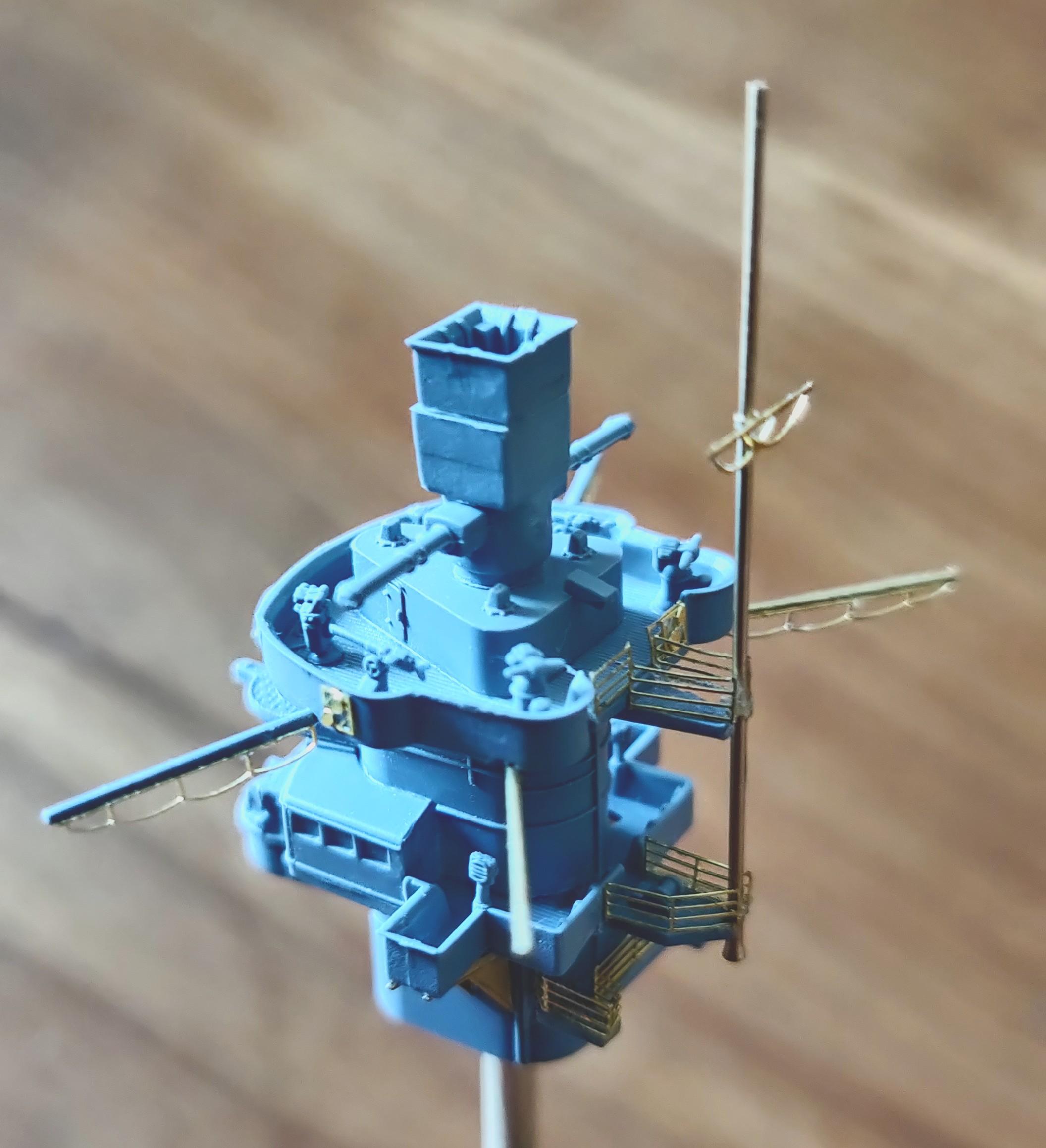 scharnhorst flyhawk 1943 1/700 IMG_20200503_151746