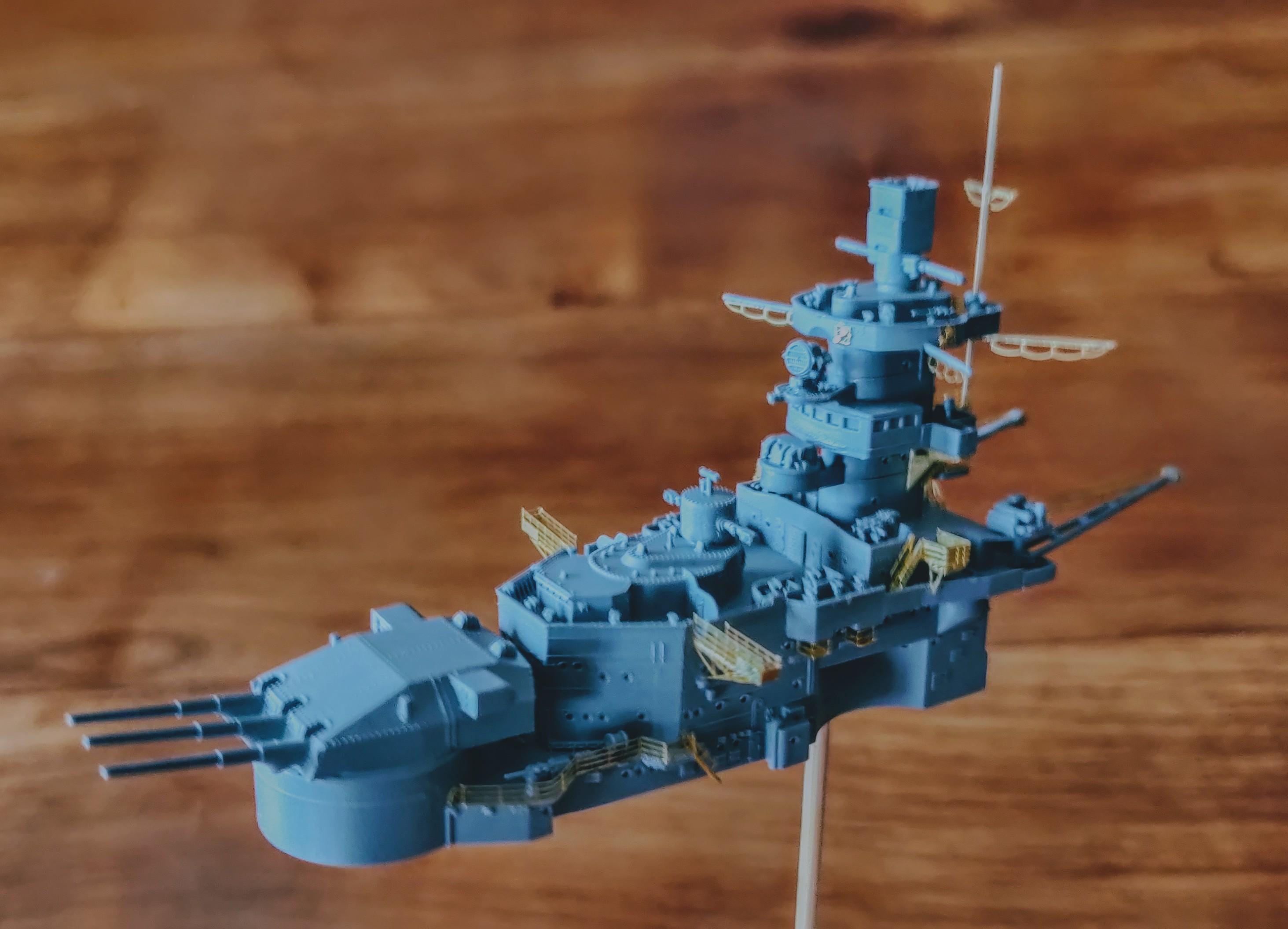 scharnhorst flyhawk 1943 1/700 IMG_20200505_170746